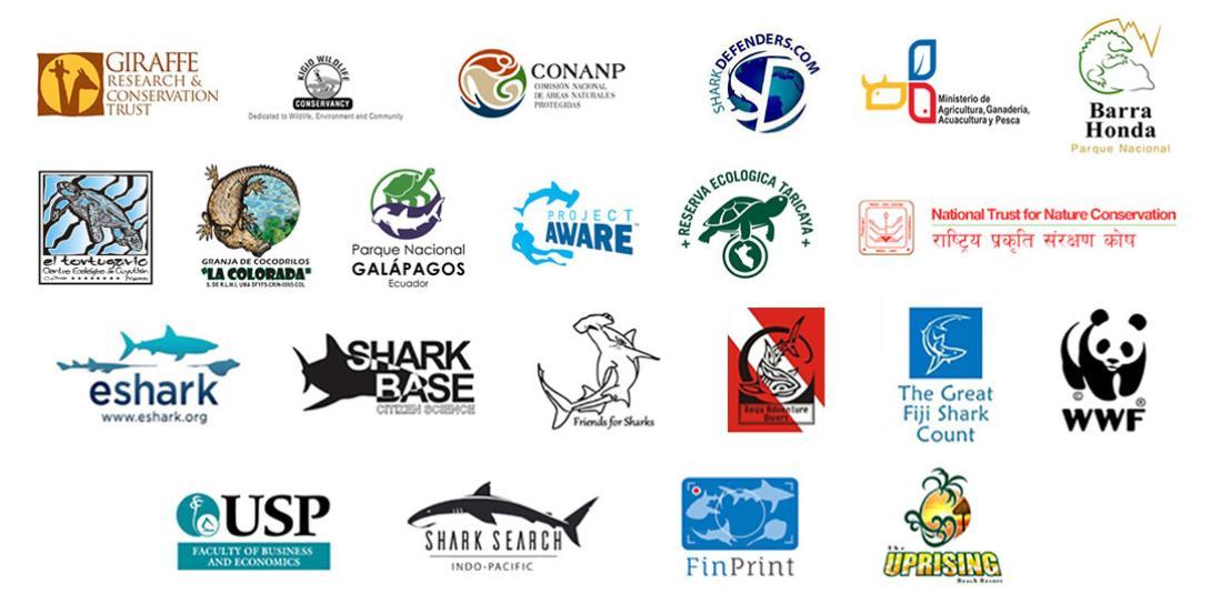 Nuestros voluntarios ambientales trabajan junto a nuestras organizaciones asociadas para proteger el medioambiente.